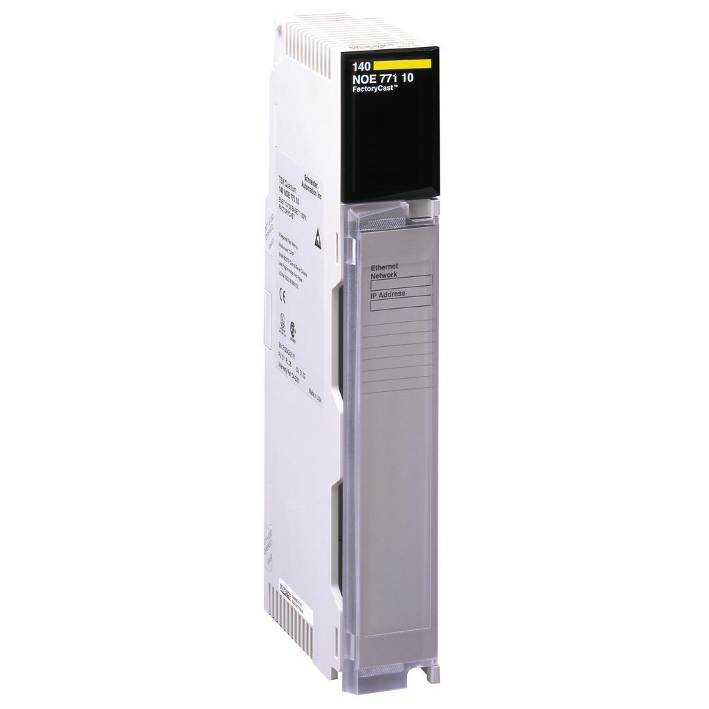Mayer-Ethernet network TCP/IP module - class C30 - FactoryCast configurable-1