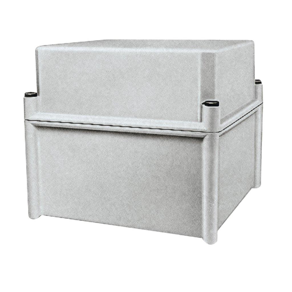 Mayer-PLS box, polyester rear, opaque PC cover IP66 54x72x23cm-1