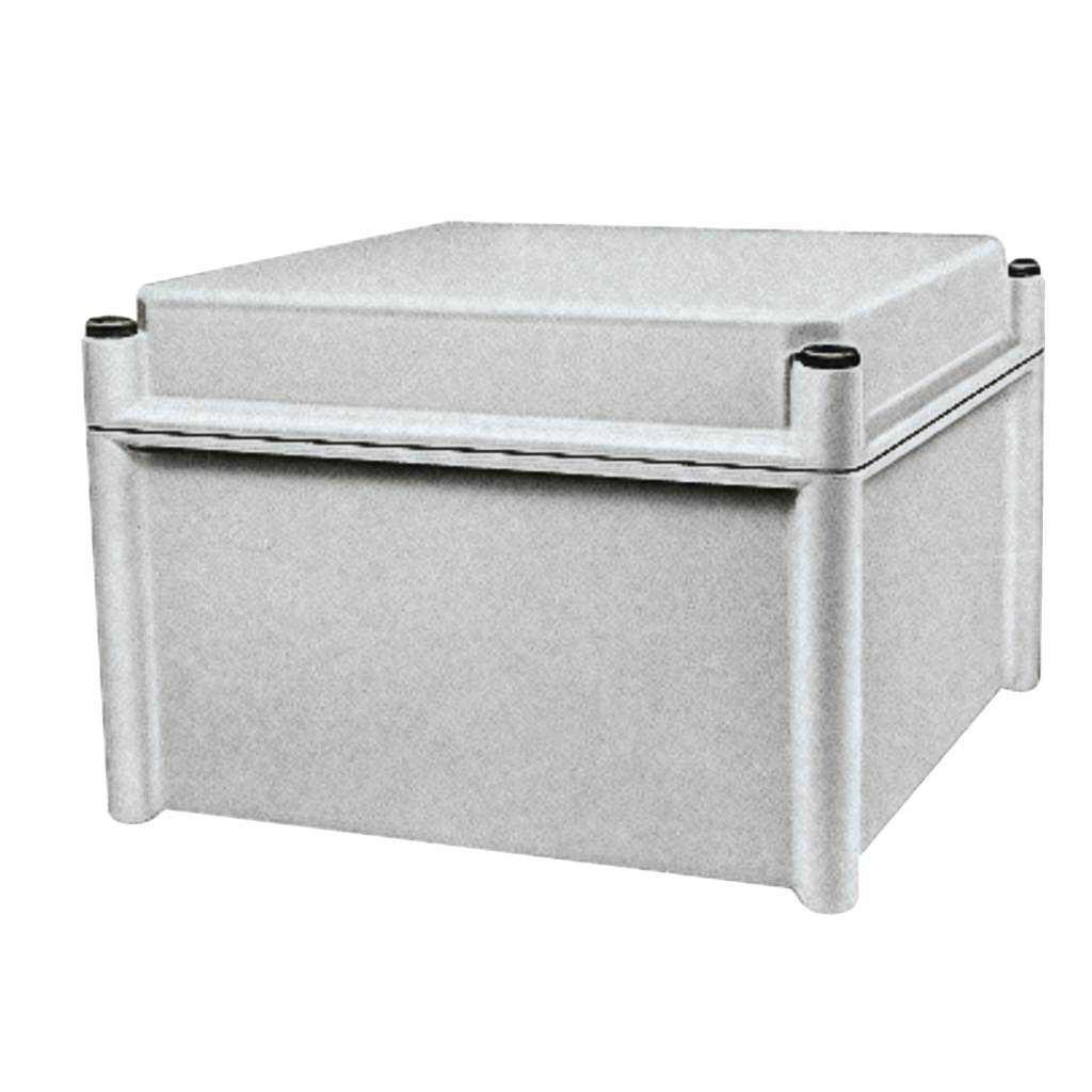 Mayer-PLS box, polyester rear, opaque PC cover IP66 27x54x18cm-1