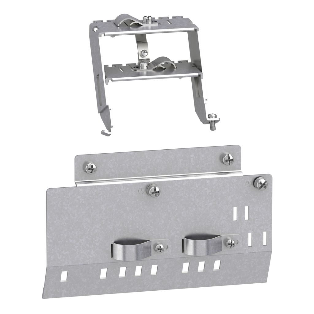 Mayer-Plate for EMC mounting - for variable speed drive - Size 3-1