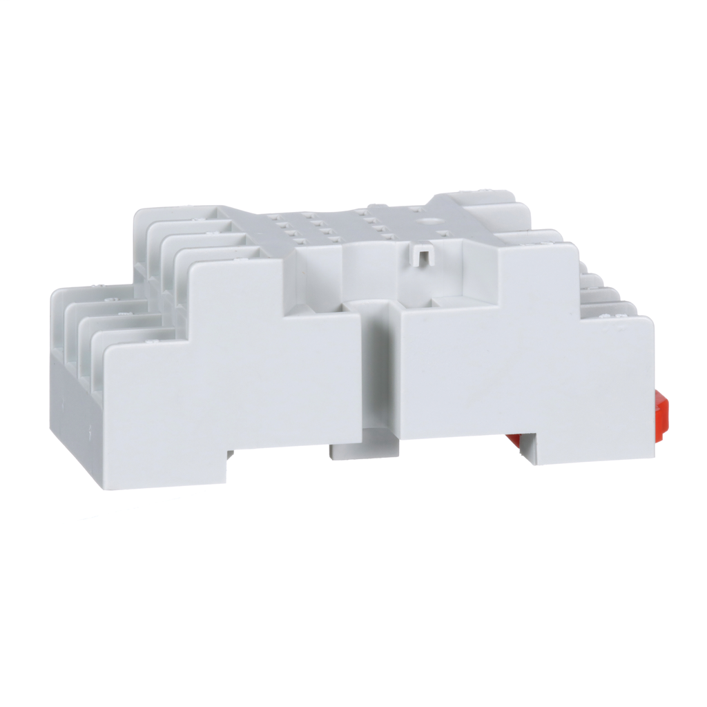 Mayer-Plug in relay, Type N, relay socket, 14 blade, for 8510R relays-1