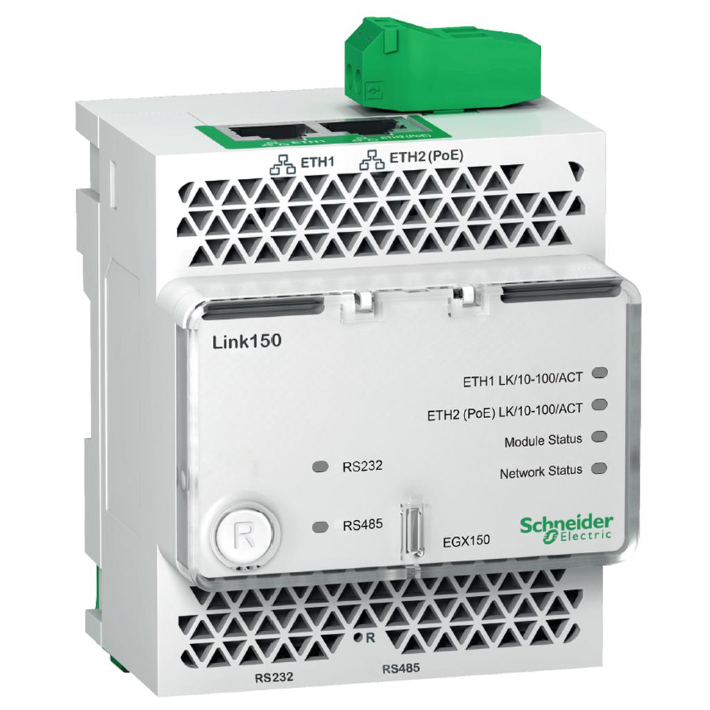 SQD EGX150 Link150 Ethernet Gateway