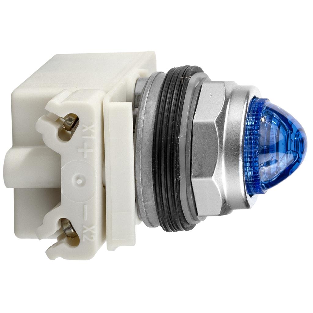 Mayer-PILOT LIGHT 120V 30MM TYPE K +OPTIONS-1