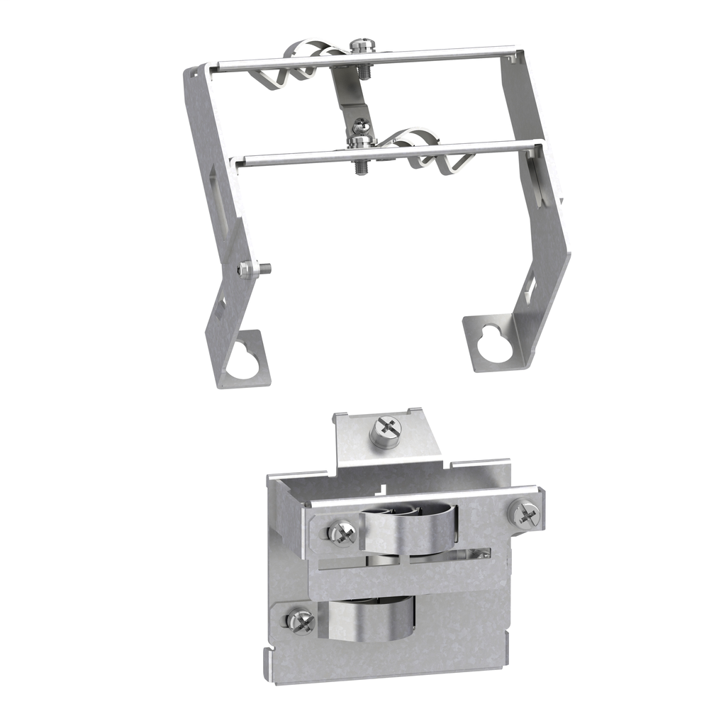 Mayer-Plate for EMC mounting - for variable speed drive - Size 2-1