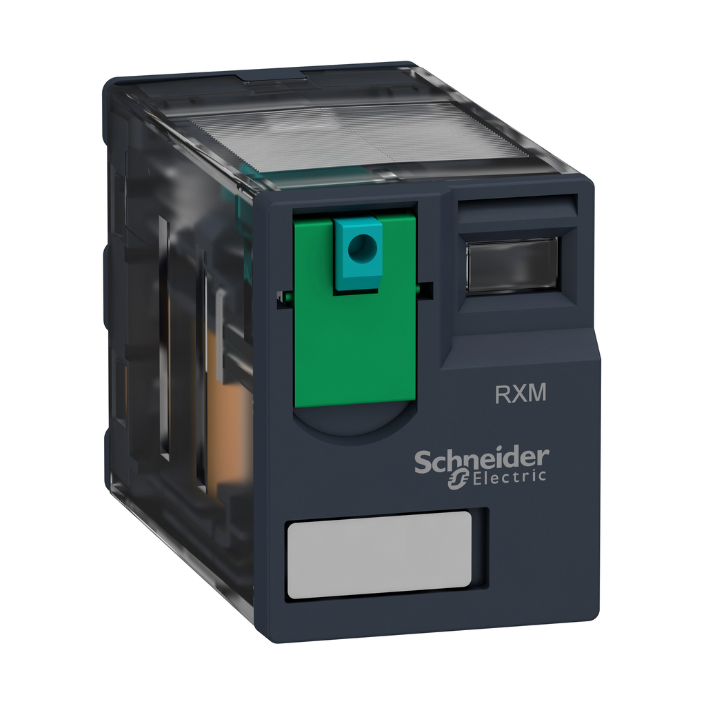 Mayer-Miniature Plug-in relay - Harmony RXM 4 C/O 110 V DC 3 A-1