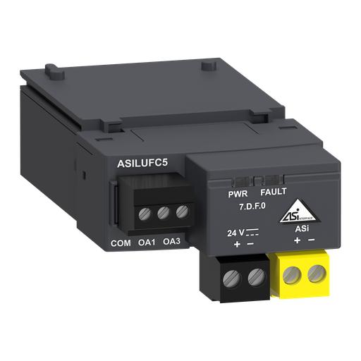 Mayer-AS-Interface communication module - for TeSys U - 24 V DC-1