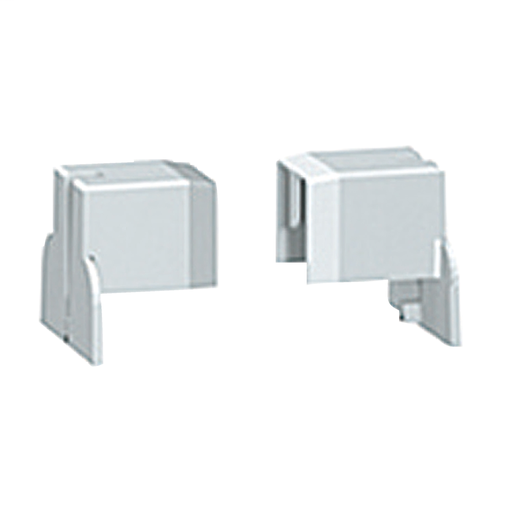 Mayer-1 set of 40 comb busbar side covers - 1P+N for Clario, Librio, Prodis-1