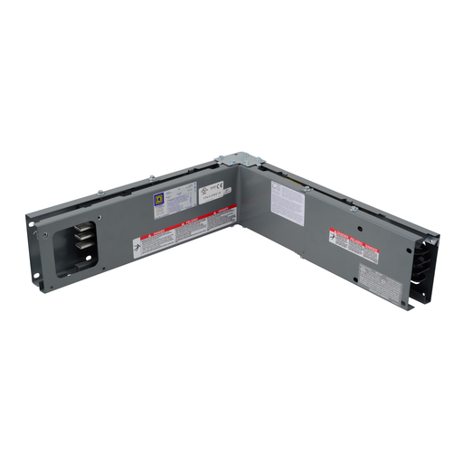 Mayer-Busway, I-Line, plug in, tee, inside, 400A, 600 VAC, aluminum, 600A, 600 VAC, copper, 3 phase, 3 wire-1