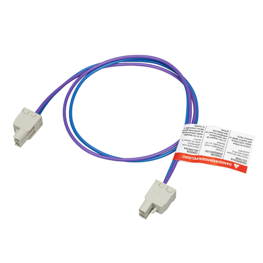 Mayer-Cable with 1 connector - 2 pins - L = 500 mm-1