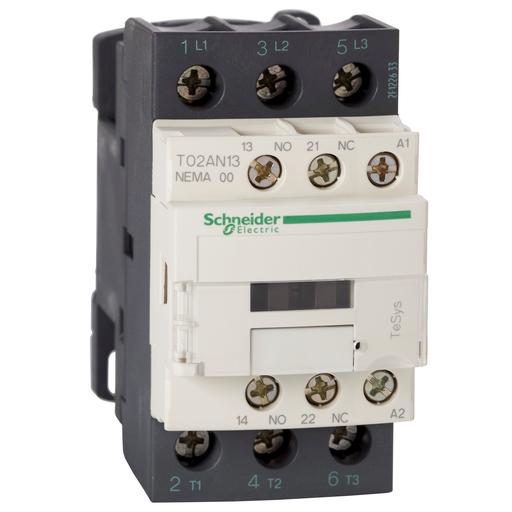 Mayer-Contactor TeSys NEMA Sz00 3P 240VAC-1