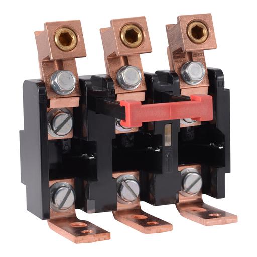 Mayer-Melting Alloy Overload Relay Size 4 Three Pole 135A 600VAC-1