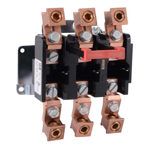 Mayer-Melting Alloy Overload Relay Size 4 Three Pole 133A 600VAC-1