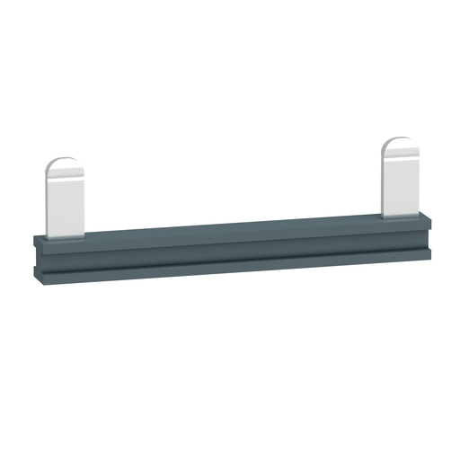 Mayer-Bus jumper, 2 poles, for all screw sockets with separate contacts, set of 10-1
