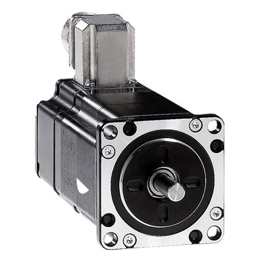 Mayer-3-phase stepper motor - 0.51 Nm - shaft Ø 6.35 mm - L=42 mm - w/o brake - wire-1
