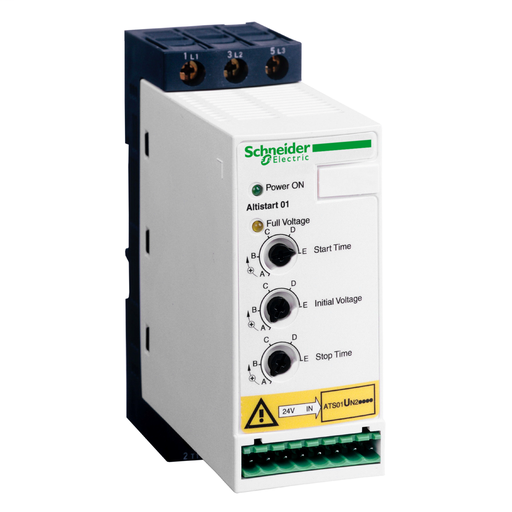 Mayer-Soft starter for asynchronous motor - ATS01 - 12 A - 380..415V - 5.5 KW-1