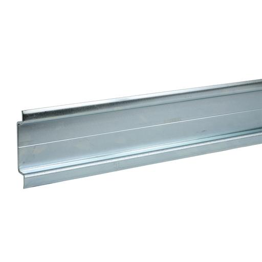Mayer-Din rail - steel - length 2000 mm width 75 mm height 15 mm-1