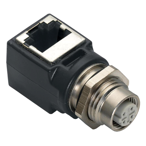 Mayer-Modicon ETB - adaptor RJ45 to M12-1
