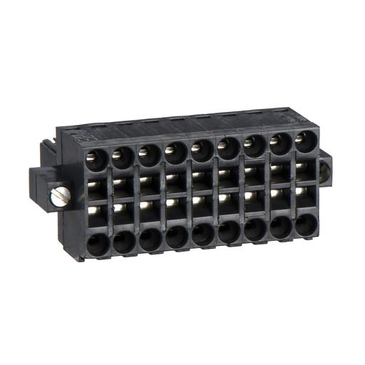 Mayer-Modicon STB - 18 pin removable connector - for counter module-1