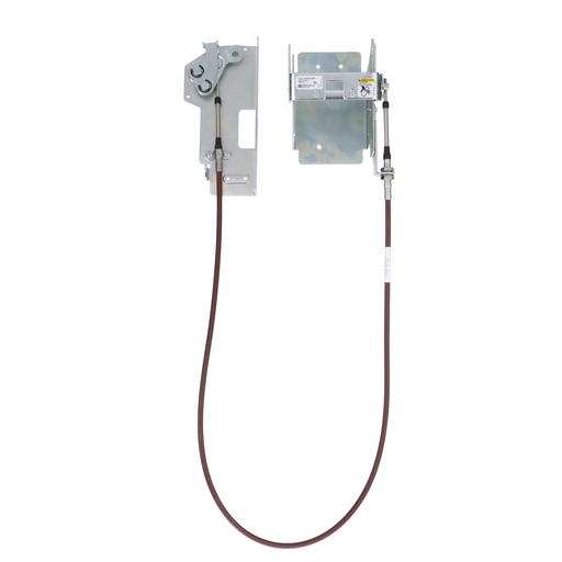 Disconnect mechanism, circuit breaker, cable operated, 150/250A, 3 pole, PowerPact H and J breaker, 60 inch cable