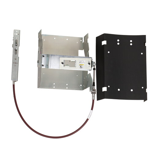 Disconnect mechanism, circuit breaker, cable operated, 150/250A, 3 pole, PowerPact M, P breaker, 48 inch cable