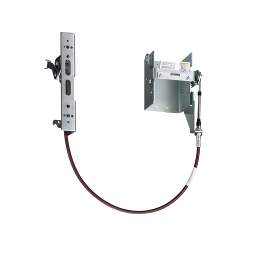 Disconnect mechanism, circuit breaker, cable operated, 125A, 3 pole, PowerPact B breaker, 36 inch cable