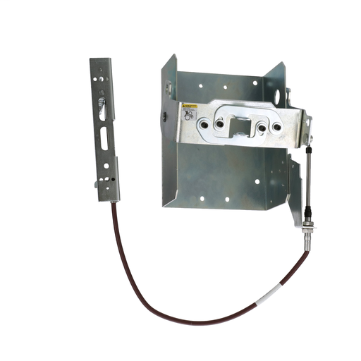 Disconnect mechanism, circuit breaker, cable operated, 600A, 3 pole, PowerPact D and L breaker, 36 inch cable