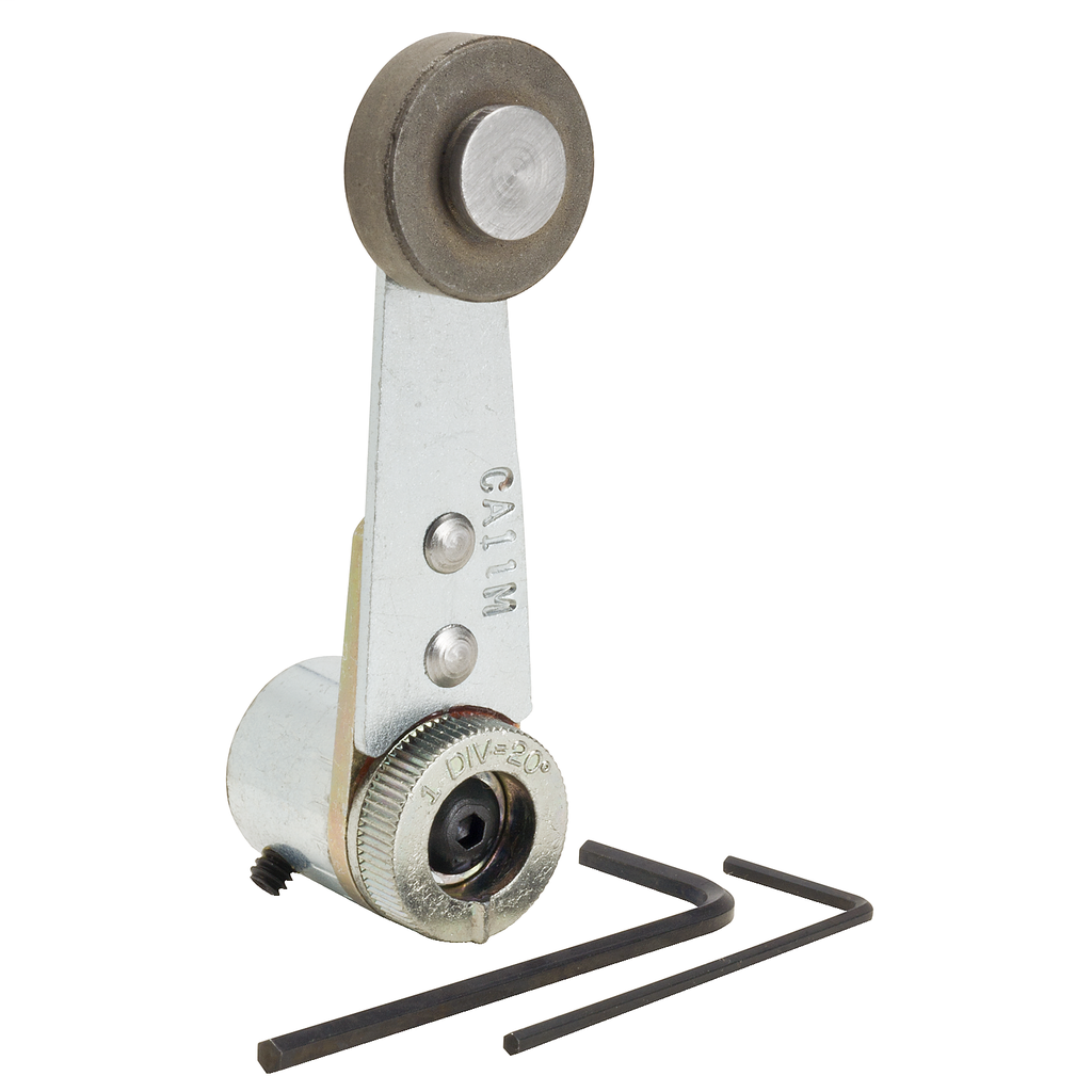 Square D 9007MA11M 1.5 Inch Arm 0.75 Inch Steel Roller Limit Switch Lever Arm