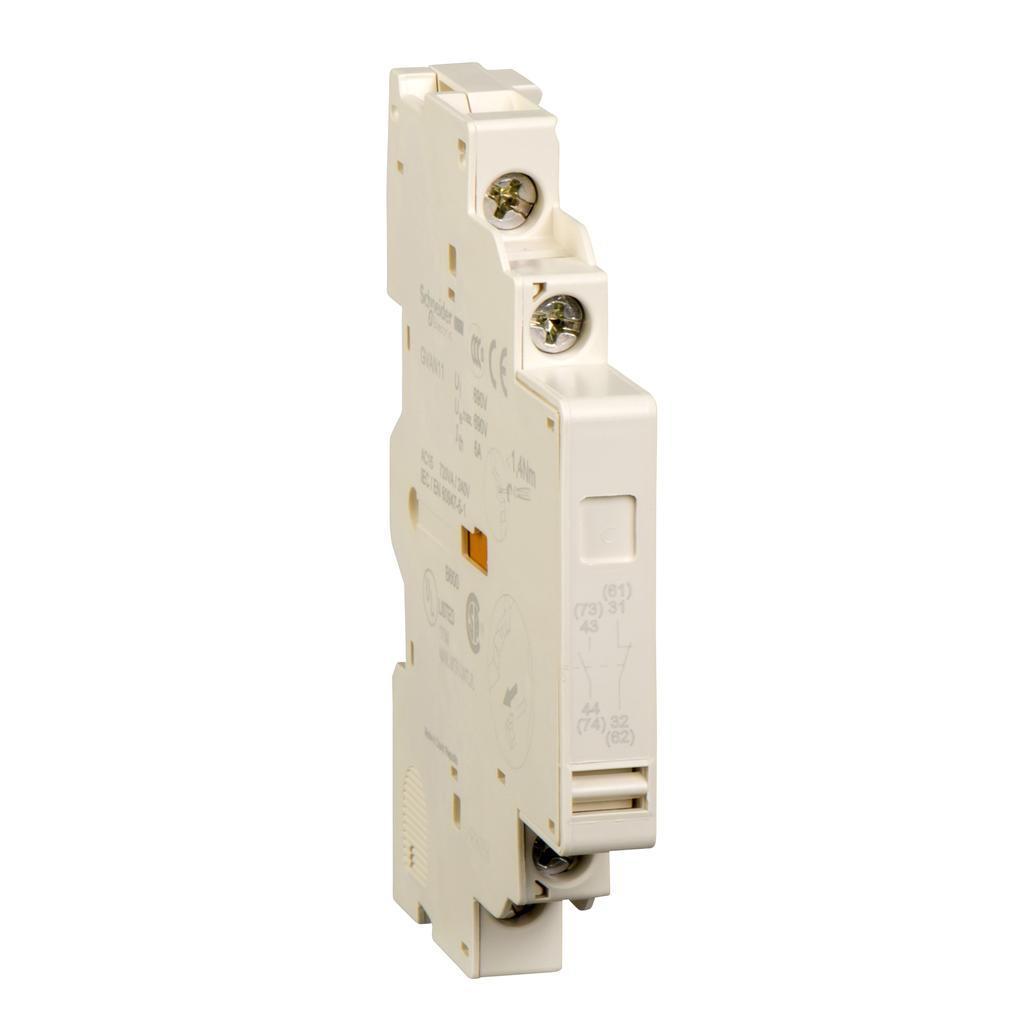 SQD GVAN11 IEC AUX CONTACT BLOCK
