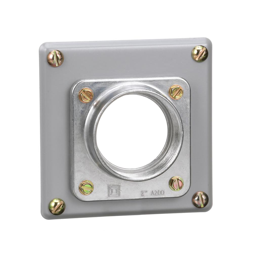 "Square-D A200L Meter Socket Hub 2"" + Options"