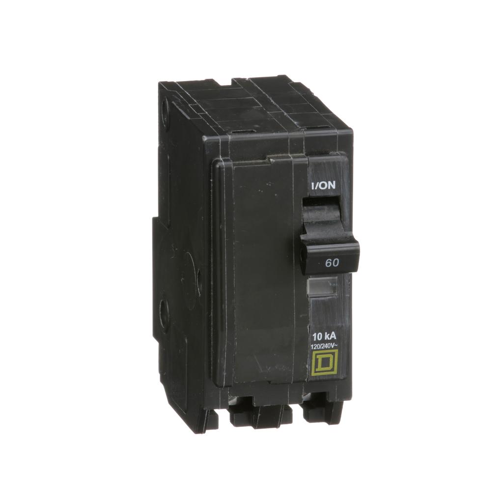 Square D QO260 120/240 Volt 60 Amp Miniature Circuit Breaker