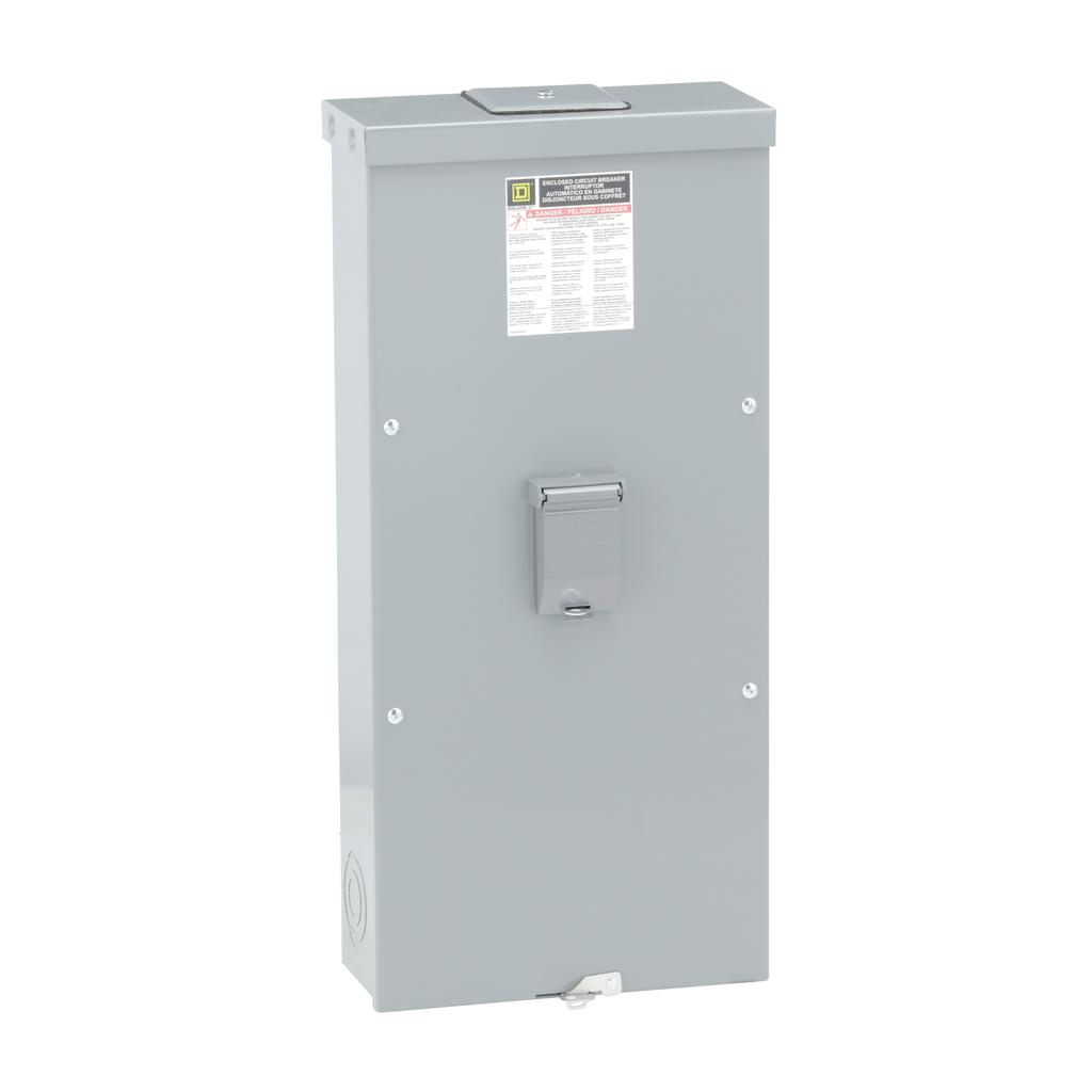 Square-D J250R Circuit Bbreaker Enclosure NEMA-3R , 15250 A,H or J Frame