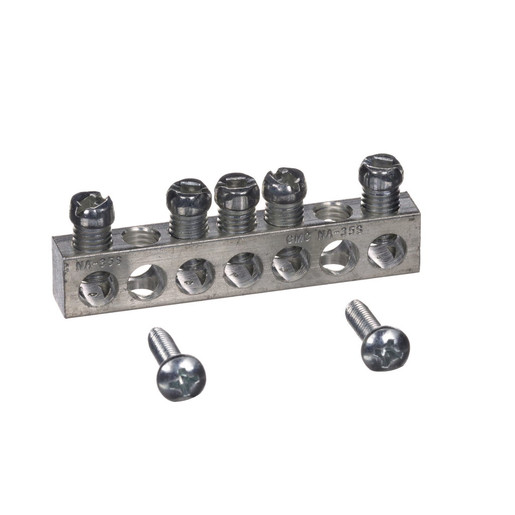 Square-D PK5GTA Load Center Ground Bar Assembly