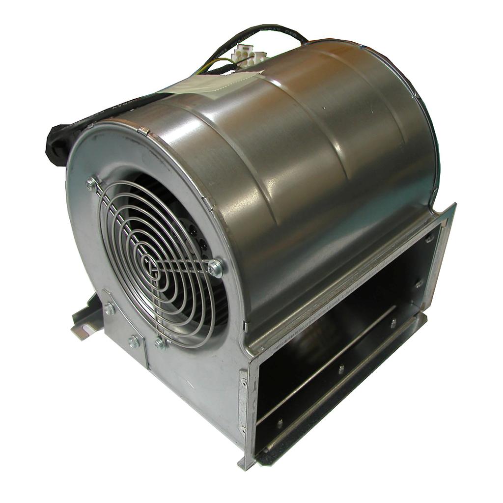 Heatsink fan kit for variable speed drive