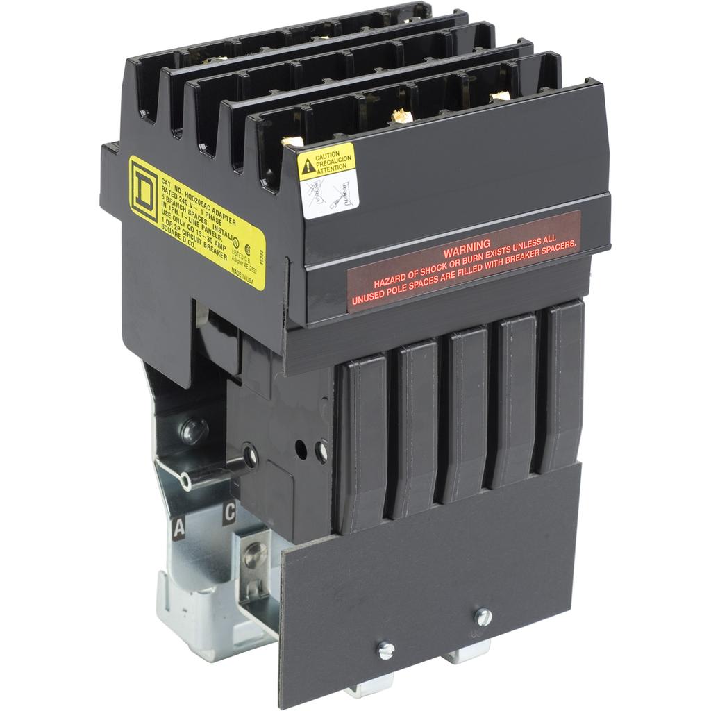 Distribution panel, QO, for I-Line panelboards, 240 V, 30A, 2 pole