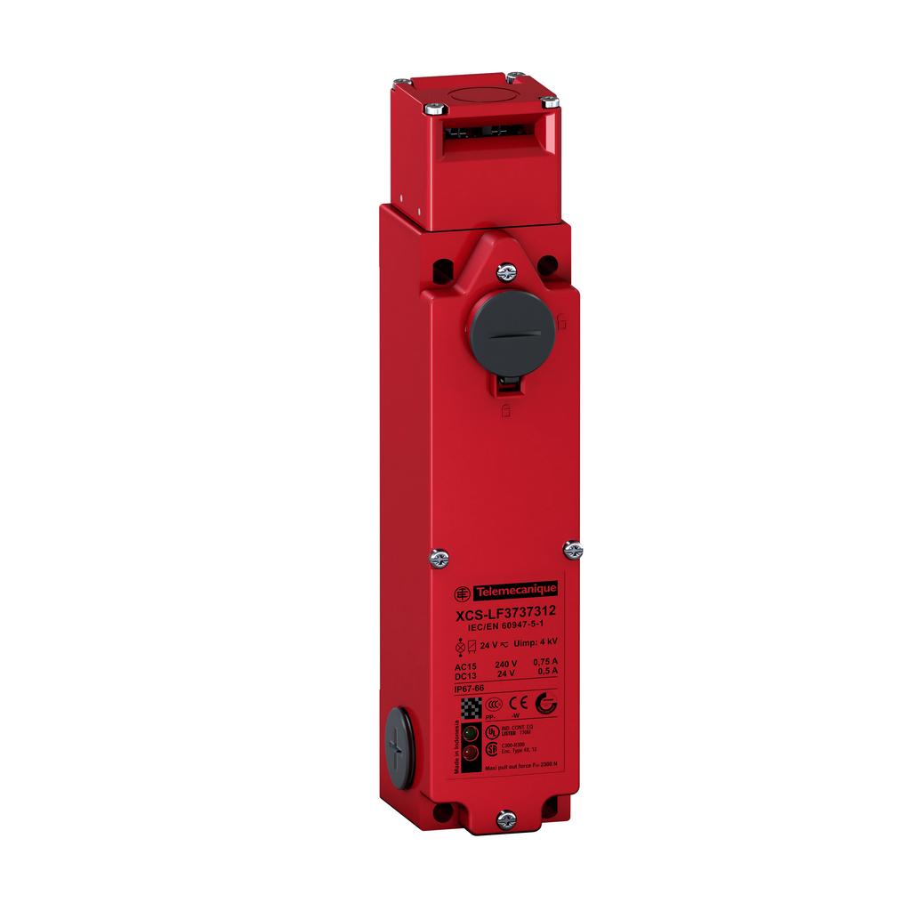 SQD XCSLF3737313 Safety INTLK, MTL,
