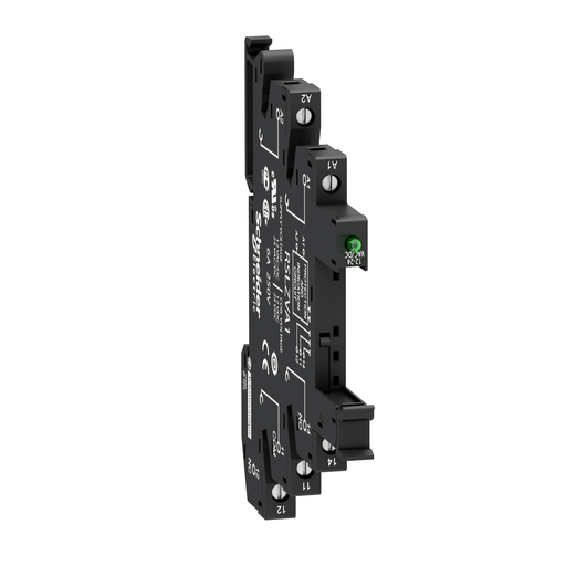 Mayer-Screw socket equipped with LED and protection circuit, 110 V-1