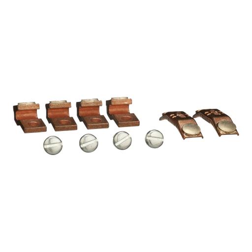 Mayer-Replacement contact kit, 8536SE, 8903SQ, NEMA size 3, 100 Amp, 2 pole-1