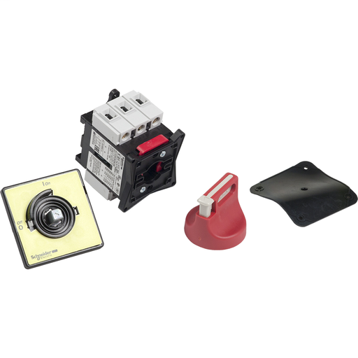 Mayer-TeSys Vario - emergency stop switch disconnector - 20 A - on door-1