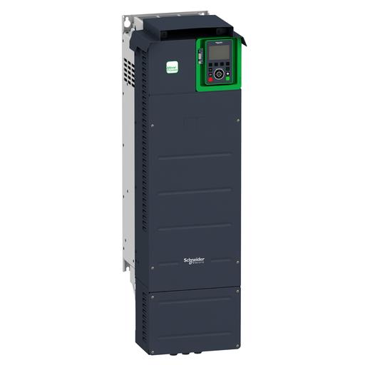 Mayer-Variable speed drive, Altivar Process ATV900, ATV930, 55 kW, 400/480 V, with braking unit, IP21-1