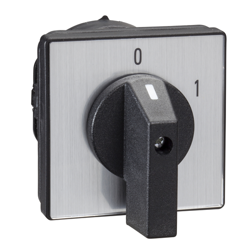 Mayer-Cam changeover switch - 1 pole - 60° - 32 A - screw mounting-1