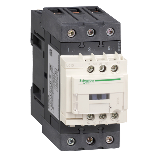 Mayer-TeSys D contactor - 3P(3 NO) - AC-3 - <= 440 V 40 A - 24 V AC 50/60 Hz coil-1