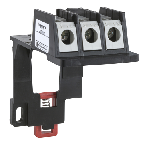 Mayer-Adapter terminal block, TeSys LRD, for separate mounting of LRD15.. LR3D15..-1