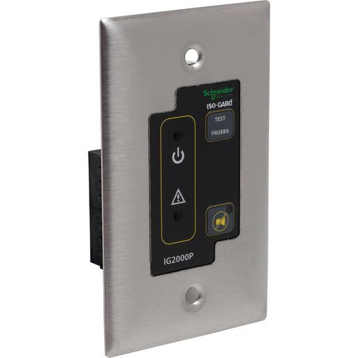 Mayer-IG6 Remote Hazard Indicator-1