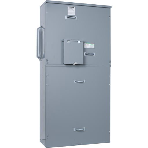 Mayer-EZ Meter Main Energy Reduce Maint Sw, 1200A main, 65 kAIC Breaker, EUSERC, 1P-1