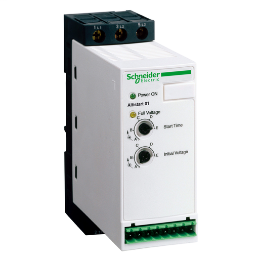 Mayer-Soft starter for asynchronous motor - ATS01 - 25 A - 110..480V - 2.2..11 KW-1