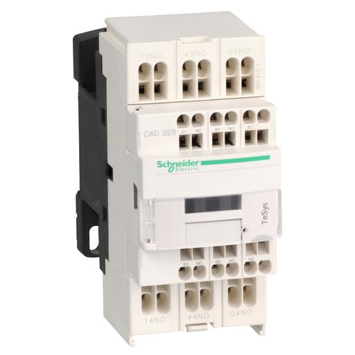 Mayer-TeSys D control relay - 3 NO + 2 NC - <= 690 V - 110 V AC standard coil-1