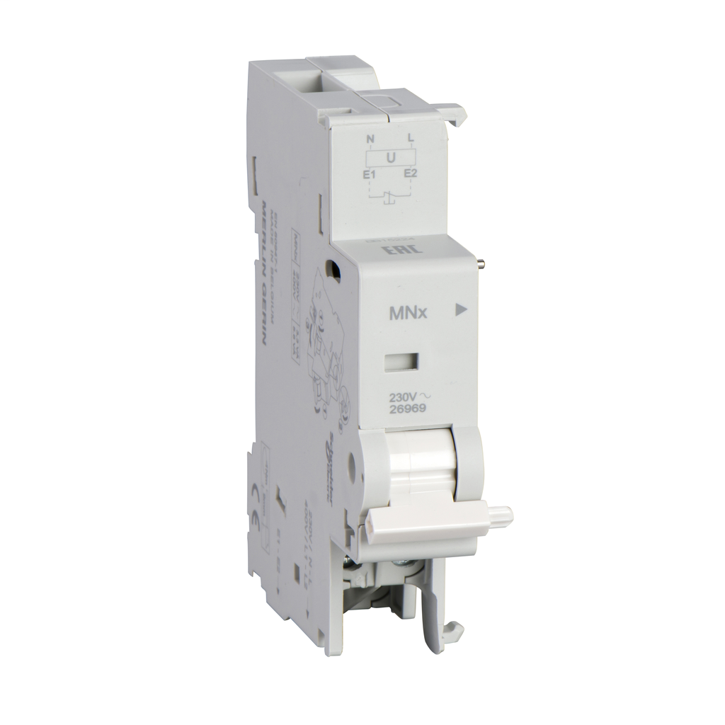 Mayer-Multi9 - undervoltage release - MNx - 400 V AC-1