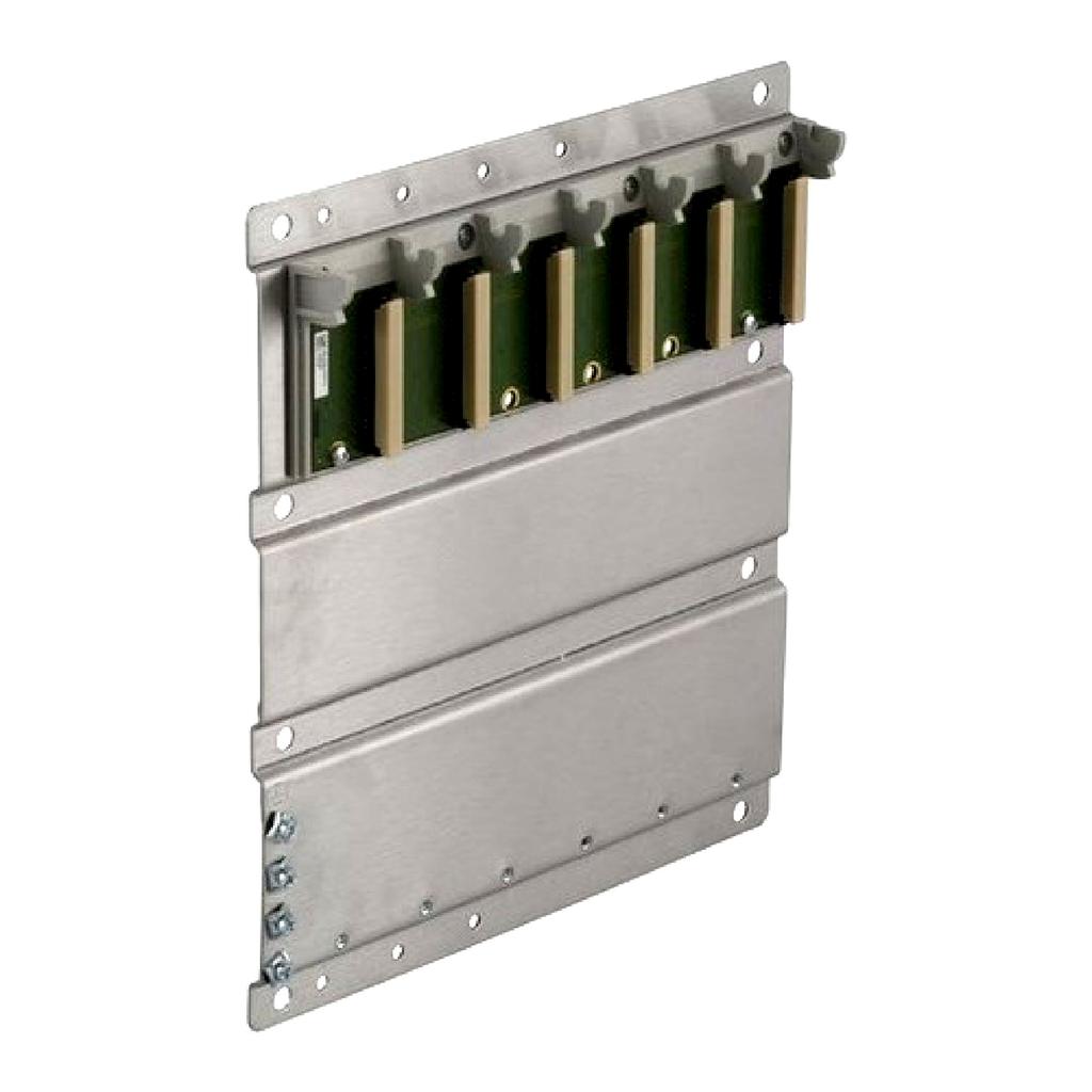 Mayer-Modicon Quantum - racks backplane - 6 free slots - for I/O modules-1