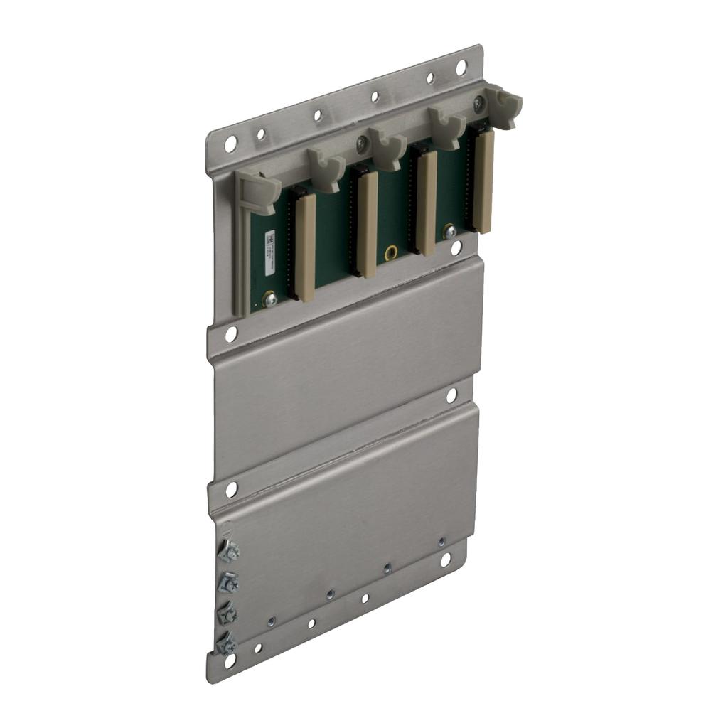Mayer-Modicon Quantum - racks backplanes - 4 slots-1