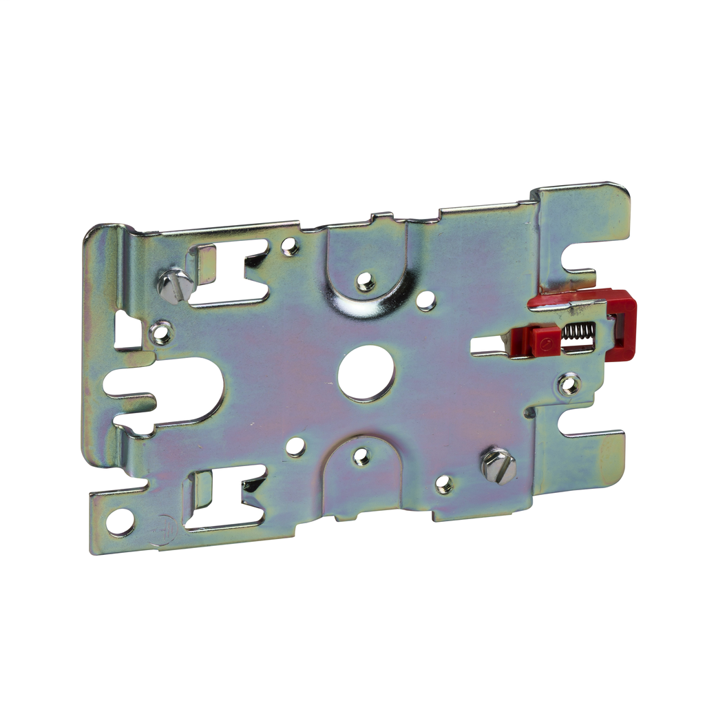 Mayer-Mounting plate for TeSys D supported by screws-1